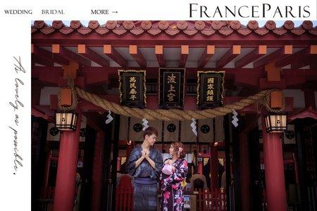 新竹法巴 | 沖繩|海外婚紗|國外旅拍|日本|情侶寫真