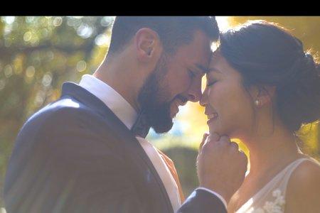 wedding影像截圖