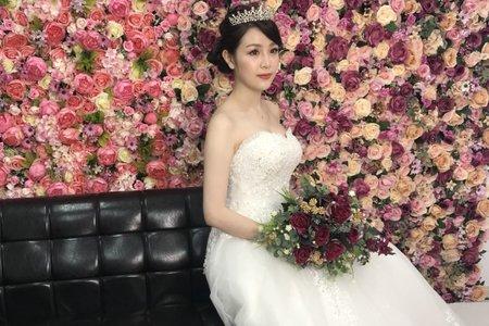 訂/結 二造型 新娘秘書