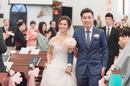 Wedding | 基督長老教會-伯特婚禮攝影