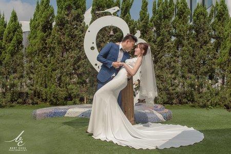 Wedding|青青風車莊園-伯特婚禮攝影