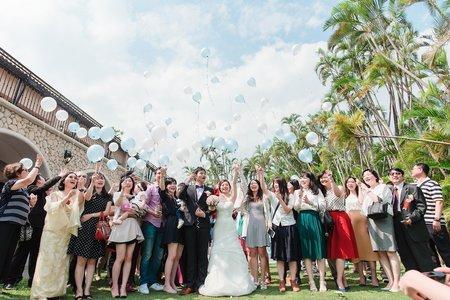 Wedding | 台北園外園-伯特婚禮攝影