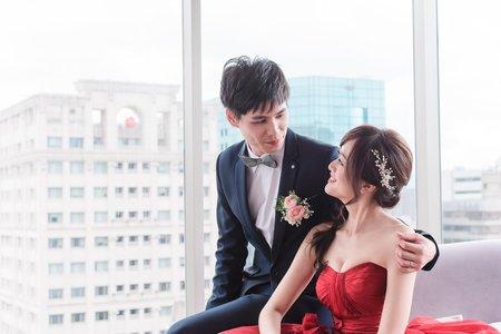 Wedding | 台北晶華酒店-伯特婚禮攝影