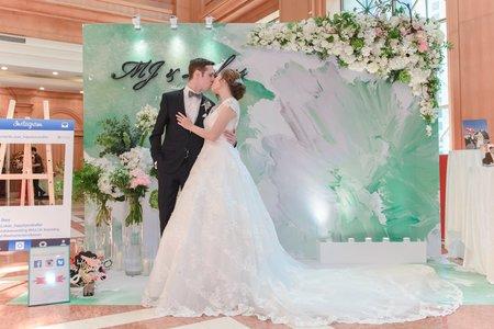 Wedding | 台中僑園飯店-伯特婚禮攝影
