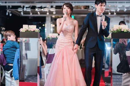 Wedding| 台北晶華酒店-伯特婚禮攝影