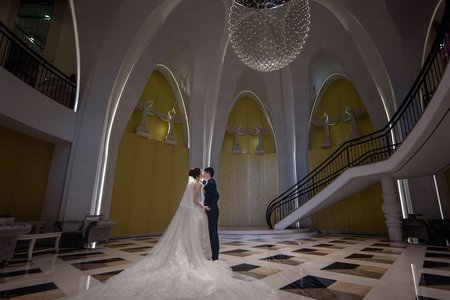 Wedding | 桃園晶宴會館婚攝作品