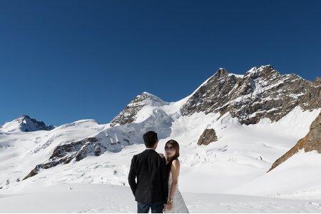 瑞士自助婚紗攝影