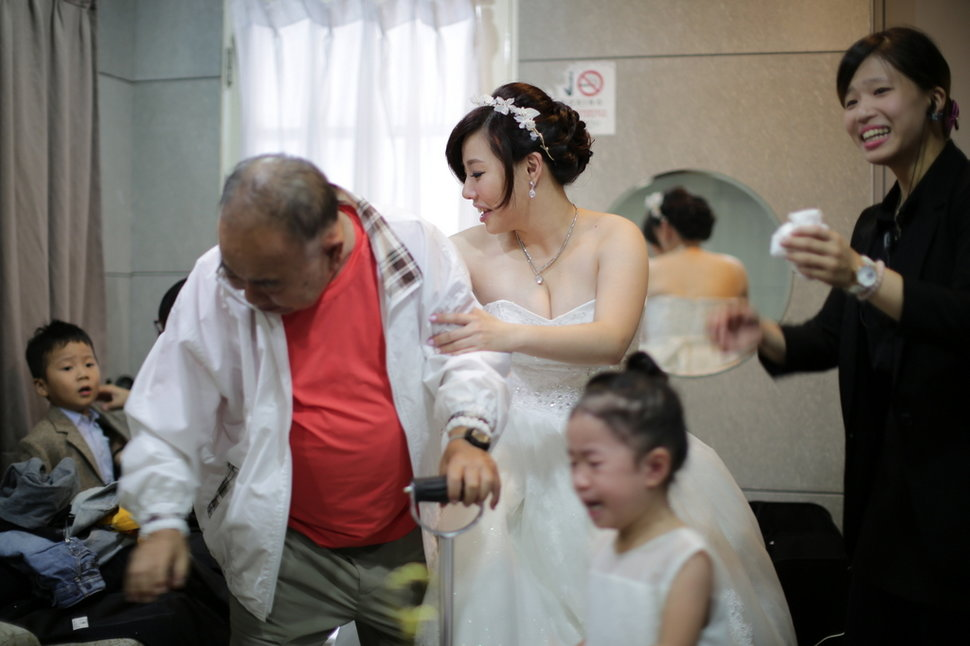 【婚禮實記】迎娶+午宴(編號:4691) - 翔雲專業攝影 - 結婚吧