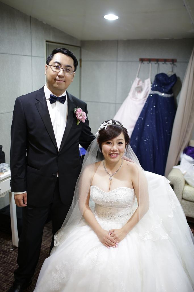 【婚禮紀錄】(編號:4695) - 翔雲專業攝影 - 結婚吧一站式婚禮服務平台