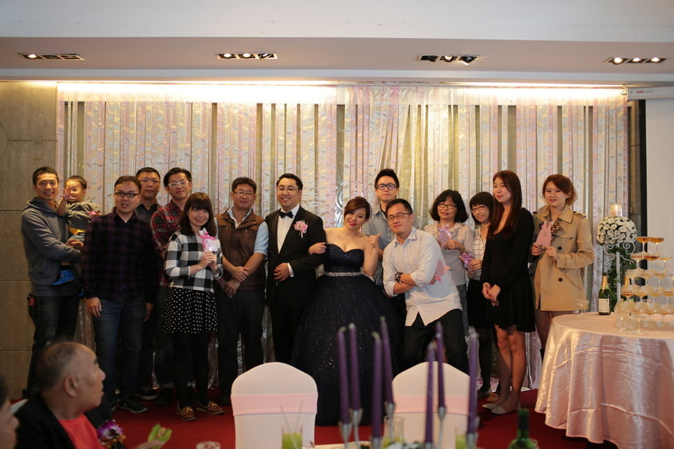 【婚禮實記】迎娶+午宴(編號:4726) - 翔雲專業攝影 - 結婚吧