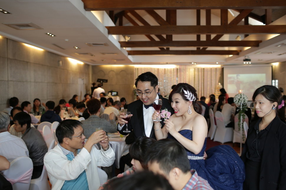 【婚禮實記】迎娶+午宴(編號:4730) - 翔雲專業攝影 - 結婚吧