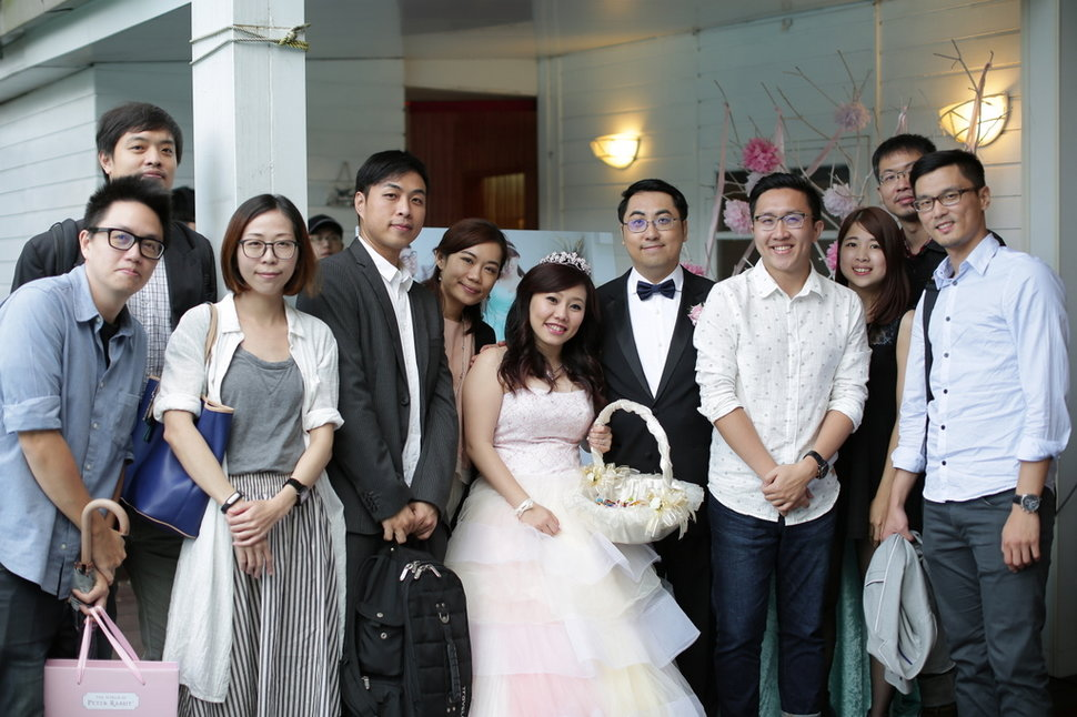 【婚禮實記】迎娶+午宴(編號:4741) - 翔雲專業攝影 - 結婚吧