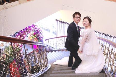 【訂婚紀實】- 富基婚宴會館-(新莊館)