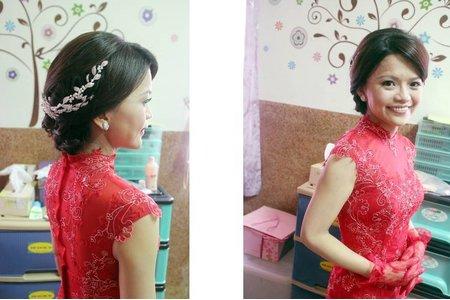 婚宴新娘造型作品-3