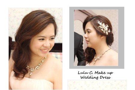 婚宴新娘造型作品-5