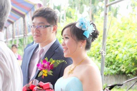 婚宴新娘造型作品-7