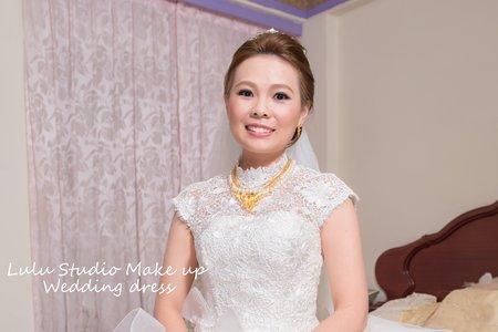 婚宴新娘造型作品-11