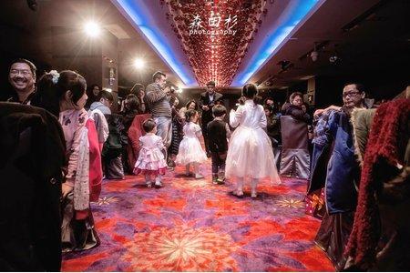 『18-STUDIO』森田杉 - 婚禮紀錄平面攝影