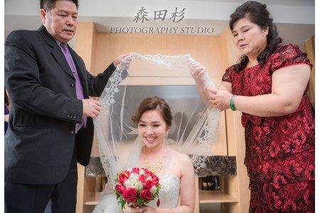 『18-STUDIO』森田杉 婚禮紀錄 - 正閔&佩菁 wedding 頤品婚宴會館