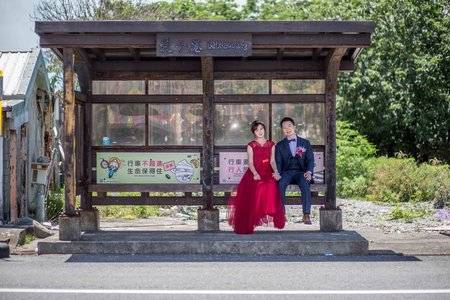 『18-STUDIO』森田杉 承祐&琍晴  文定 台東自宅
