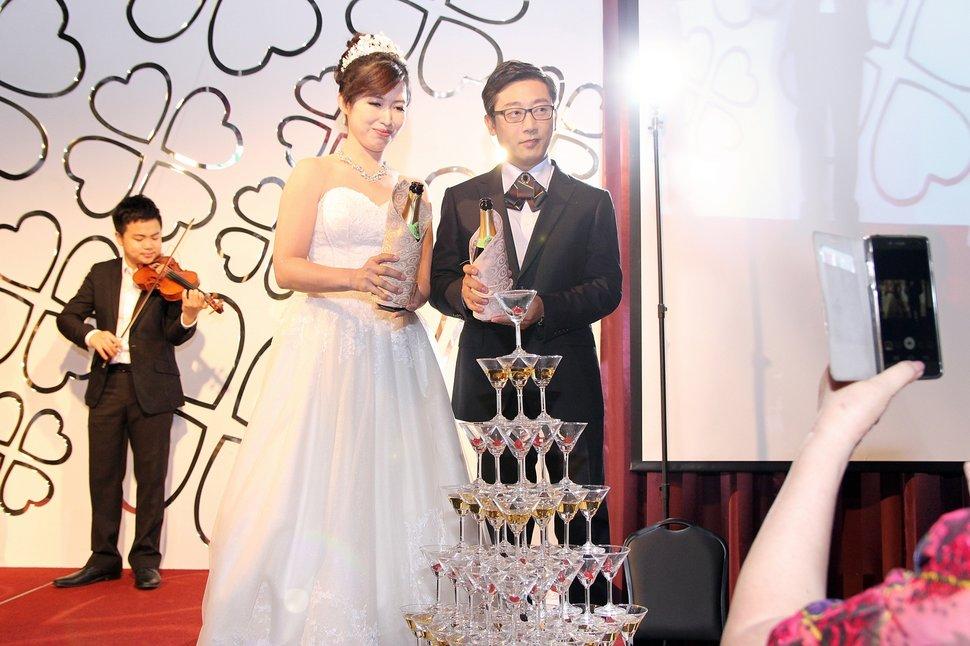 雅鈴❤️文偉(單午宴)(桃園晶宴)(編號:431184) - 瑞比特婚禮紀錄攝影 - 結婚吧