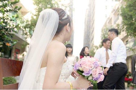 子原❤️淑蓉(迎娶+午宴)(台南長榮/總理大餐廳)