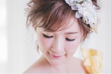 宥蓁HD幸福婚禮/俏麗微亂空氣感