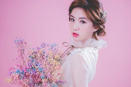 宥蓁HD幸福婚禮/歐美典雅盤髮