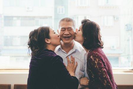建甫 & 郁涵 Wedding 淡水一信教育訓練中心 儀式 宴客