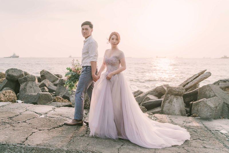 婚禮造型師&整體造型 張慈慈作品