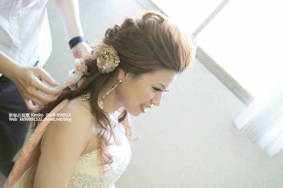 (編號:9097) - 呂庭懿Kimiko - 結婚吧