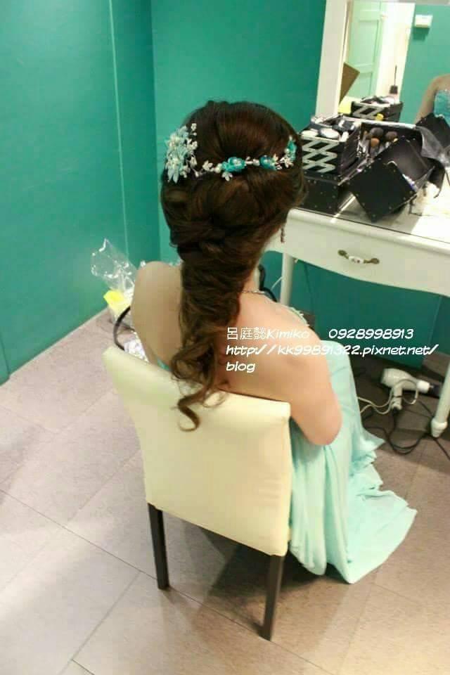 (編號:9100) - 呂庭懿Kimiko - 結婚吧一站式婚禮服務平台