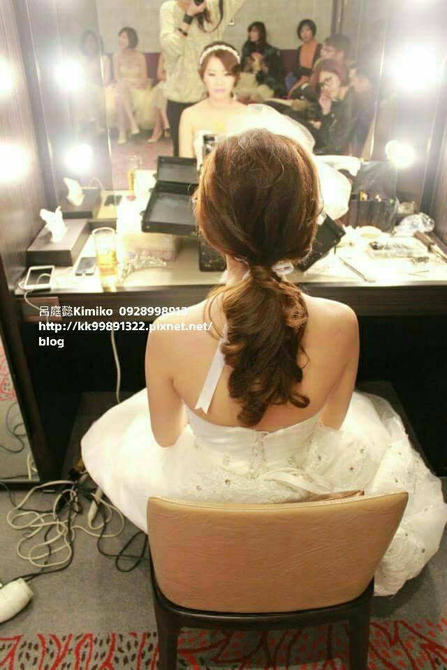 (編號:10608) - 呂庭懿Kimiko - 結婚吧一站式婚禮服務平台