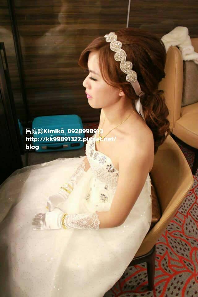 (編號:10609) - 呂庭懿Kimiko - 結婚吧一站式婚禮服務平台