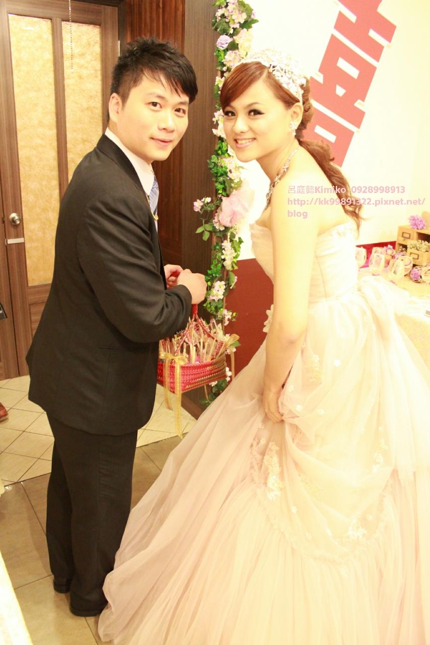 作品(編號:38392) - 呂庭懿Kimiko 新娘秘書/整體造型《結婚吧》