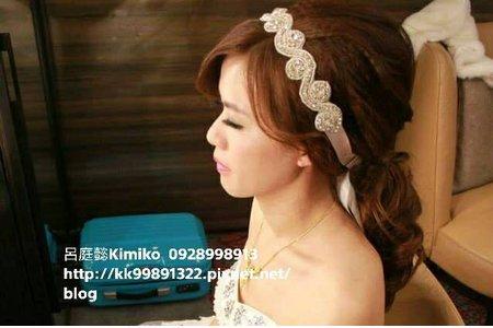 各式新娘髮型