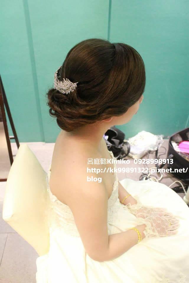 (編號:56877) - 呂庭懿Kimiko - 結婚吧一站式婚禮服務平台