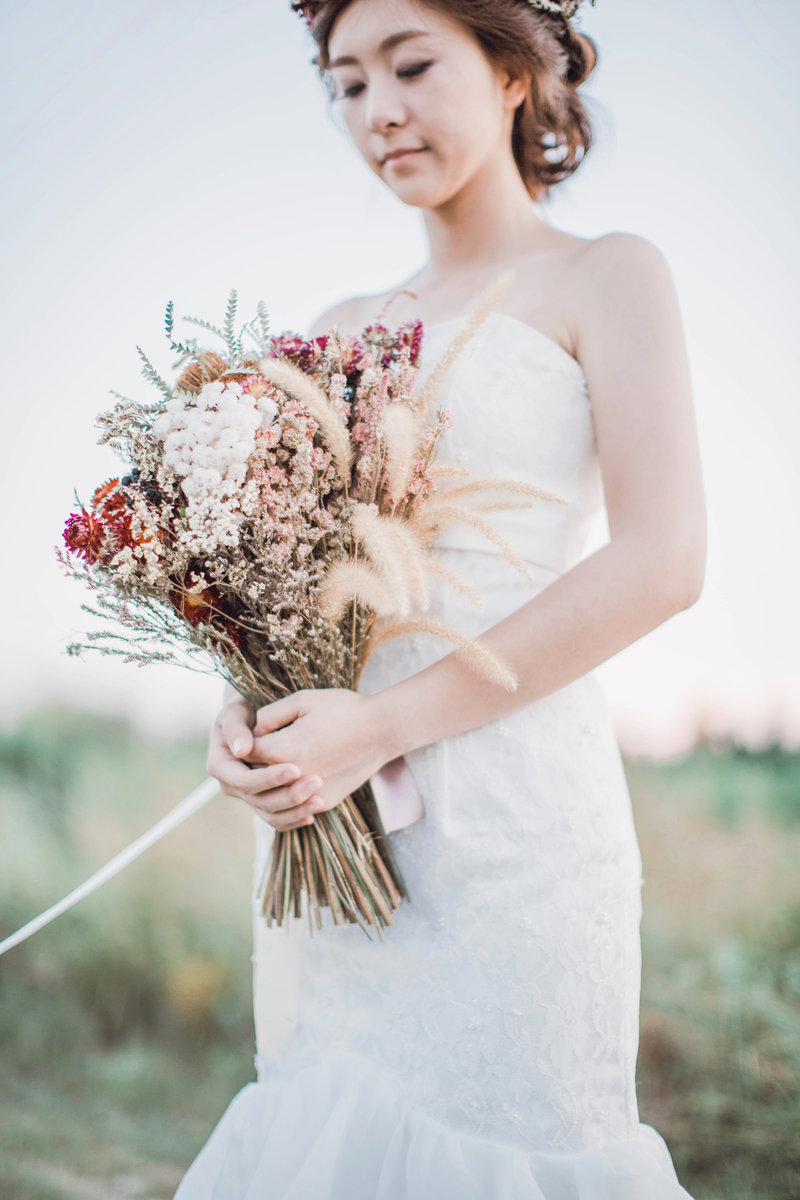 Engagement 美式婚紗作品