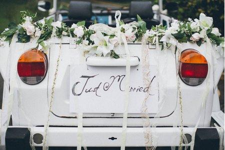 Wedding History 美式婚禮紀錄
