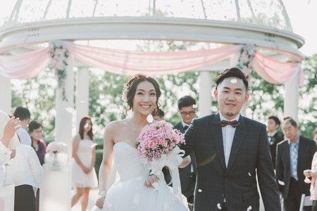 Jacj & Rocio 美式婚禮紀錄 | 心之芳庭