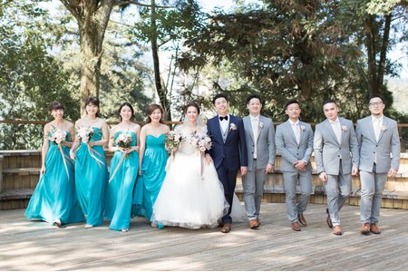 日月潭雲品酒店-美式婚禮紀錄-Amazing Grace攝影美學