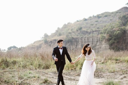 Louis & Shan  Engagement - 自助婚紗 - 美式婚紗