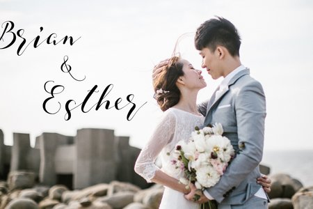 Brian & Esther  Engagement - 彰濱 - 自助婚紗 - 美式婚紗