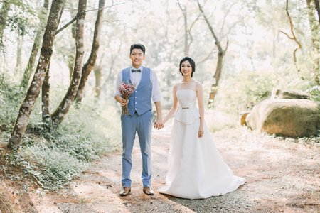 Angela + Remon Engagement / 美式婚紗 / 自助婚紗 / 清新自然風格