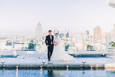 FAN & WEI WEDDING / 萊特薇庭婚禮 / 美式婚禮 / 婚禮攝影紀實 / 美式婚攝