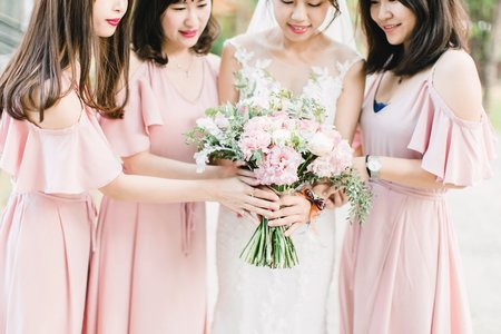 ZOE + HONG WEDDING / 台南十鼓文創婚禮 / 美式婚禮 / 美式婚紗 / 婚禮紀實 / 婚攝