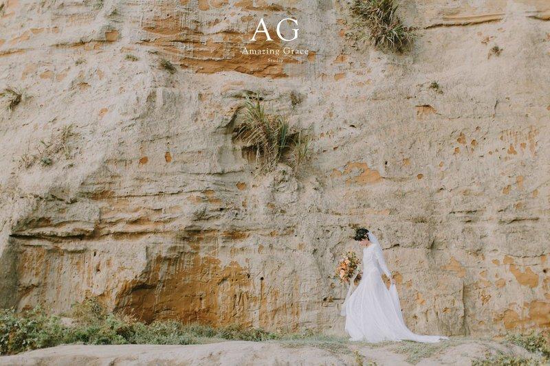 Amazing Grace 台中美式婚紗