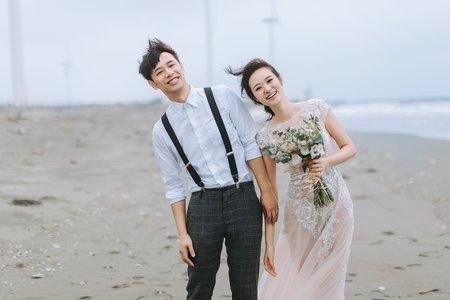 美式婚紗|Oliver + Fina Engagement |自助婚紗 -美式婚禮 -台中婚紗
