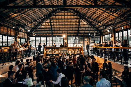 美式婚禮|BRICK YARD WEDDING |陽明山美軍俱樂部婚禮 - 美式婚禮紀錄 - 婚禮攝影 - 美式婚攝|