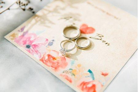 美式婚禮|BEN + ALLY WEDDING |漢來大飯店婚禮 - 美式婚禮紀錄 - 婚禮攝影 - 美式婚攝|